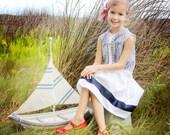 Mod Sailor Girl Dress