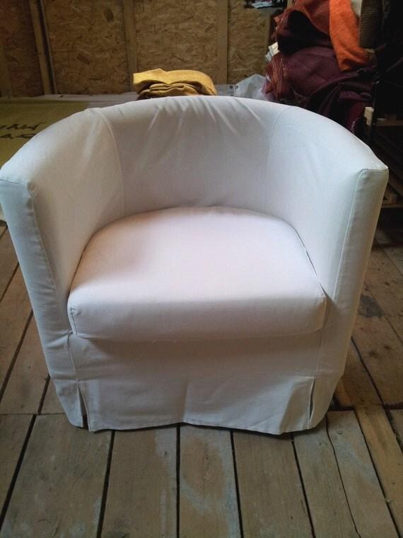 Fait sur commande housse pour solsta olarp fauteuil de chez for Statut de commande ikea