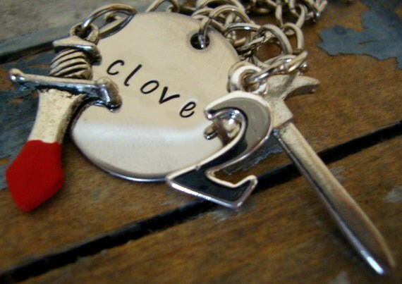 Inspired Clove Necklace