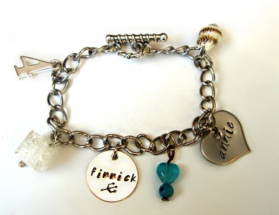 Finnick Charm Bracelet
