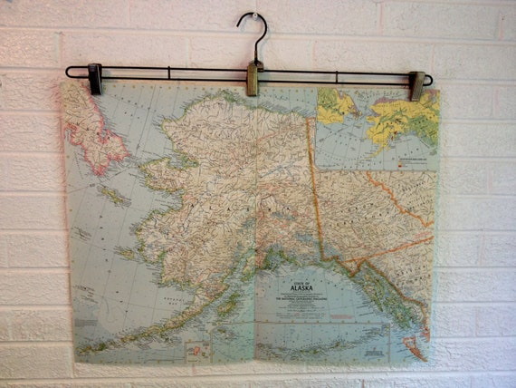 Vintage Maps - Large Lot of Countries - National Geographic Maps