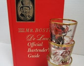 Vintage Whiskey Shooters and Bartenders Guide c.1970