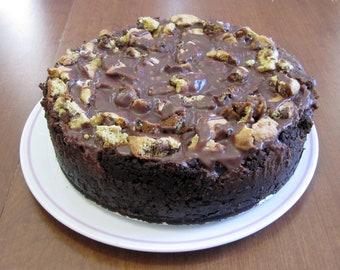 RECIPE: Chocolate Chip Cheesecake