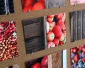 "Autumn Farmers Market Series: Set of 10 Photo Prints / Notecards (4"" x 6"")"