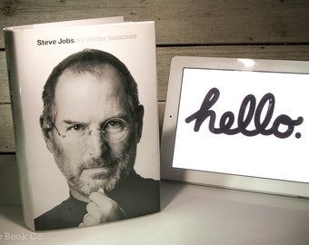 Hollow Book Safe –Steve Jobs