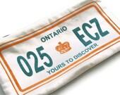 Linen Bag Zipper Pouch Ontario Canada