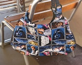 Star Wars with Polka Dots Purse