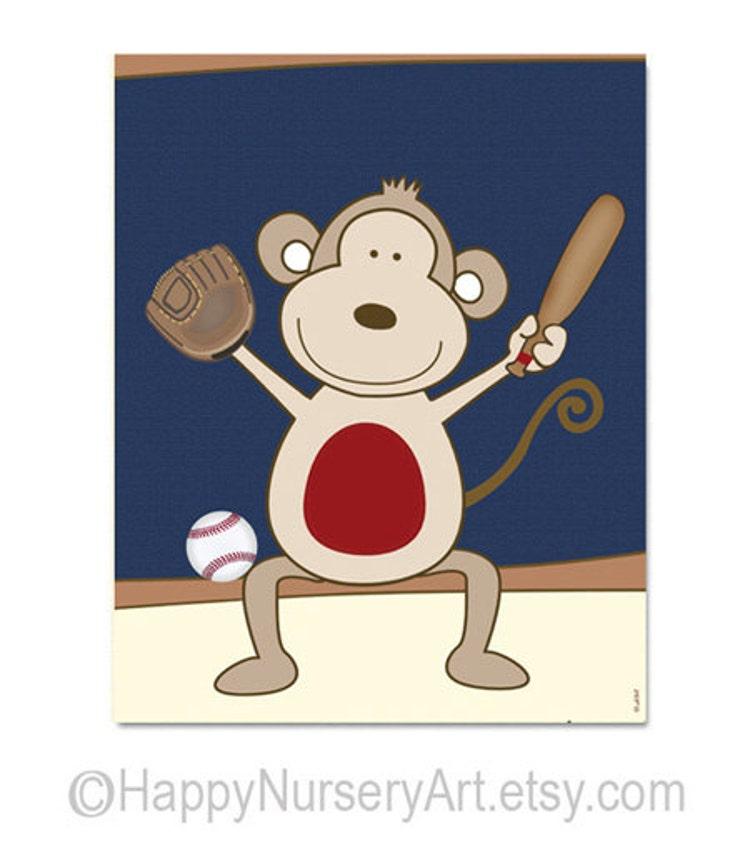 Sports Baby Boy Nursery Ideas: Baby Boy Nursery Boy Nursery Art Decor Sports By