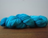 fingering -- turquoise