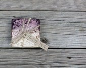 ombre metallic tumbled stone coasters beach wedding hostess gift rustic favor house warming gift