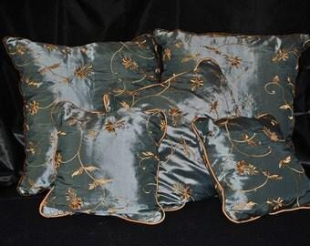 Wool Stuffed Decorative Pillows