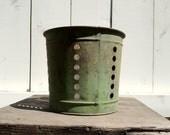 Vintage Berry Basket - Reserved for Lisa