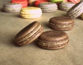Cafe Aguni French Macarons - Salted Coffee - Sweet Sarah
