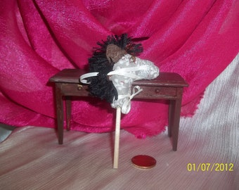 Dollhouse Hobby Horse one inch scale