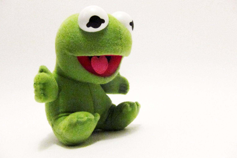 Vintage Kermit The Frog 33