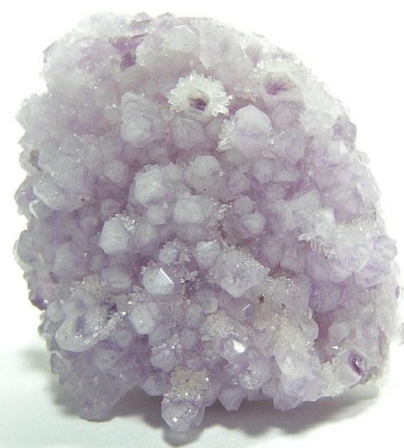 Amethyst Phantom Crystal Cluster with Halo Crystals La Sirena Mine