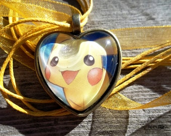 Pikachu handmade pendants from Trading Cards 6