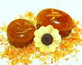 Calendula & Chamomile honey Soap Natural Glycerin