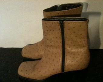 Pair of Vintage Low Top Boots Sale