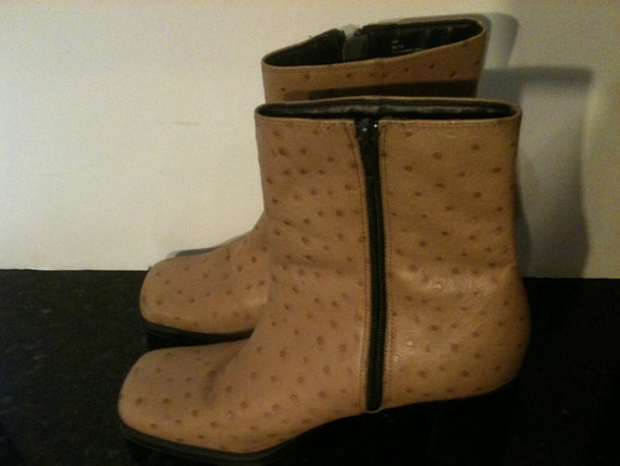 Pair of Vintage Low Top Boots Sale