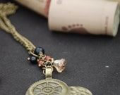The Strongest Steampunk Love Stands For You Necklace