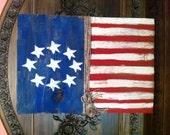 Patriotic Wooden Decor