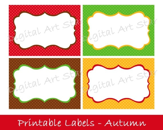Items similar to Thanksgiving Printable Tent Cards or ...