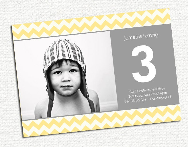 3Rd Birthday Invitations wblqualcom