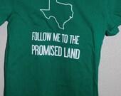 School Spirit KNIT - Baylor Bears - Follow me to the Promise Land (WOMEN'S)