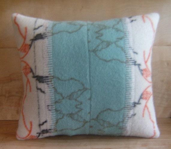 Pendleton Wool Pillow, 16x18