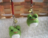 Little Frog Phone Charm