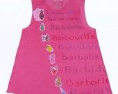 Barbapapa dress 24 month