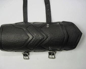 Leather Armor Nightingale Bracers