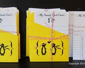 Set of 24 Chore Cards
