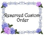 Danielle's 4 Custom Centerpieces