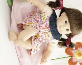 Bitty Baby Doll Summer Play Dress