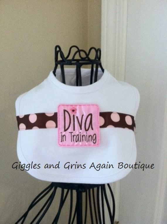 Boutique Diva in Training Bib