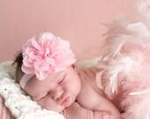Newborn Headband, Baby Flower Headband, Baby Girl Headband, Headbands, Big Flower Headband, Toddler Headband, Infant Headband, Newborn