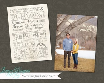popular items for lds wedding invite on etsy