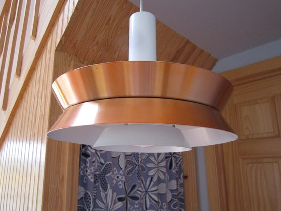 Mid century light fixture ejs lighting for Mid century modern kitchen lighting