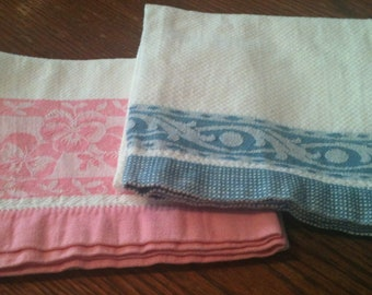 Damask Hand Towels - 2