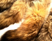 Genuine LUXE Fur tails - You get ALL 4 ..Great price