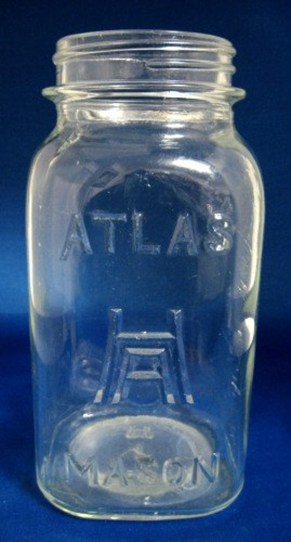 Tips on how to tell the age of Atlas Mason jars