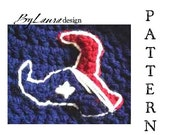PATTERN--Texans Emblem