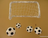 Soccer Net with Balls Mobile