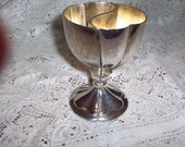 Wedding toasting cups/beautiful and different.