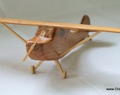 Natural Stained Piper Cub