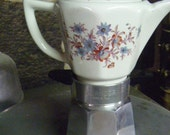 "ReSeRvEd FoR ""ktorresa"" - PlEaSe Do NoT BuY - Expresso Coffee Maker - 6 Cup Size - Very Unusual - Italian - Found In France"