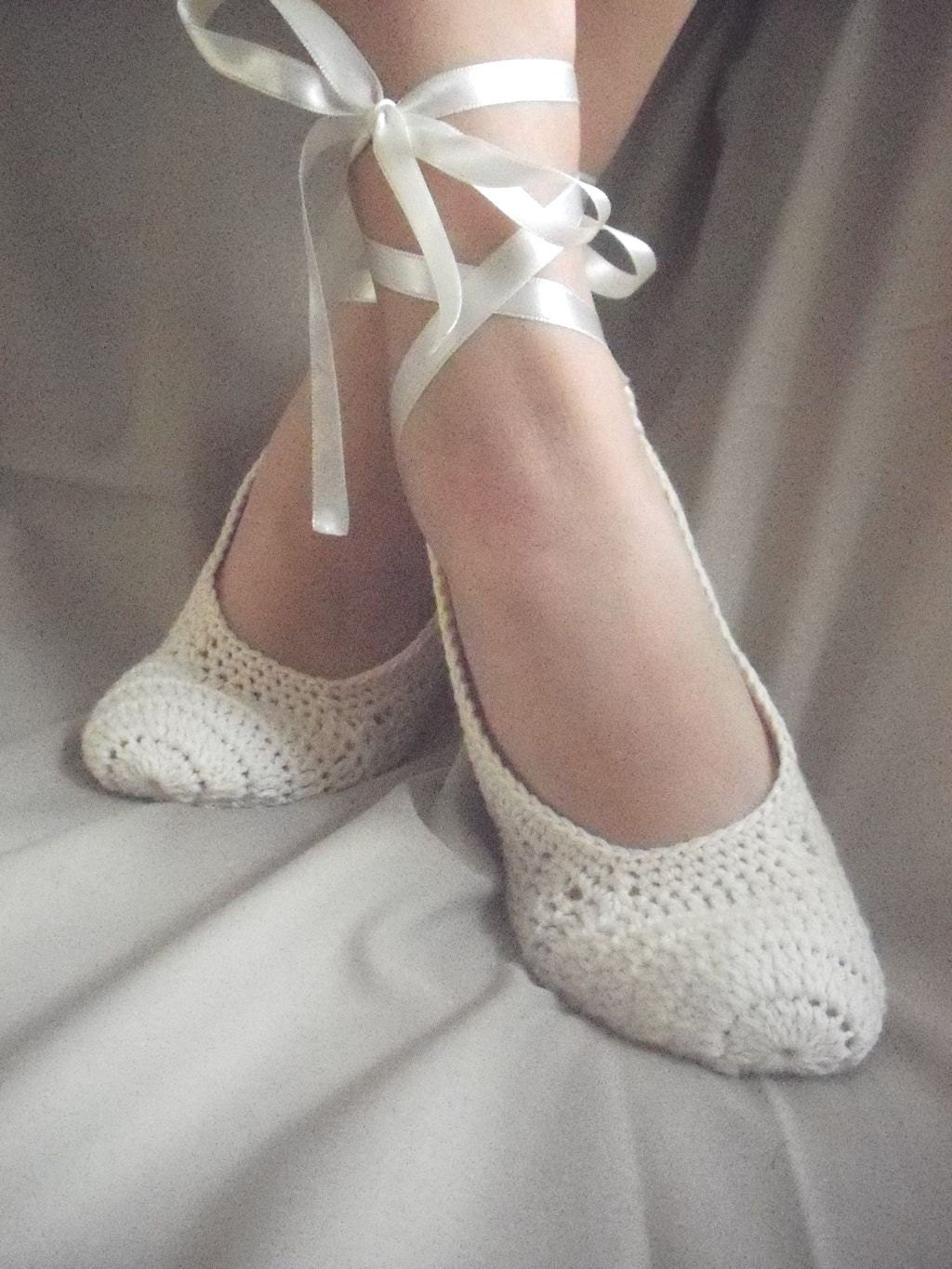 Wedding Dance Shoes Slippers Cream Bridal Party Bridesmaid