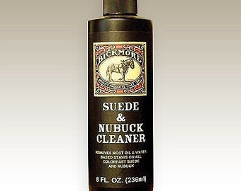 Bickmore Suede & Nubuck Leather Cleaner 8oz